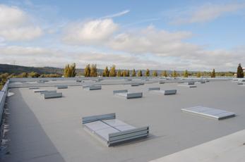 Systémová řešení - ploché střechy
